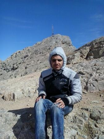 نابينايي در قله صفه